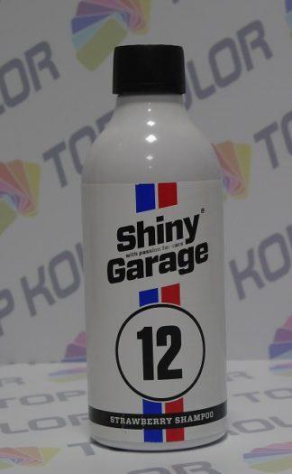 Strawberry Car Shampoo Szampon 500ml Shiny Garage