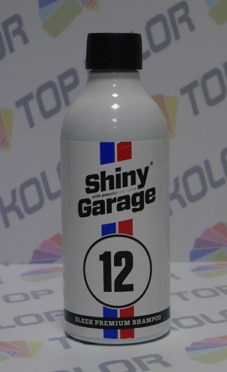 Sleek Premium Shampoo Szampon klasy premium 500ml Shiny Garage