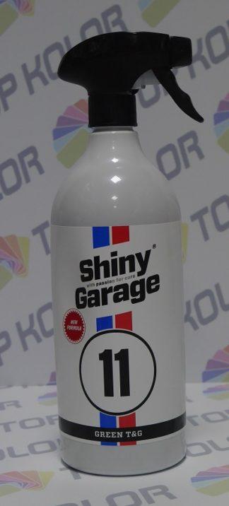 Green Tar&Glue usuwanie smoły, klejów, asfaltu 1L Shiny Garage