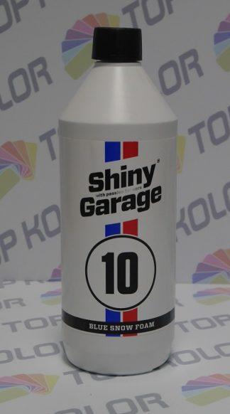 Blue Snow Foam Aktywna Piana 1L Shiny Garage