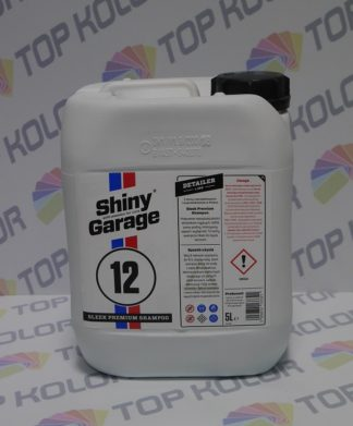 Sleek Premium Shampoo Szampon klasy premium 5L Shiny Garage