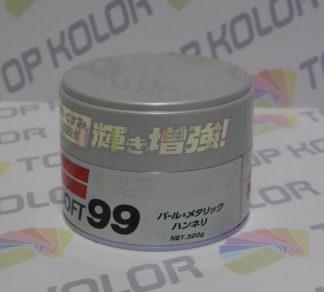 Soft99 Pearl&Metallic Soft Wax 320g