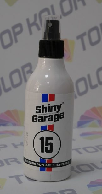 Morning Dew Air Freshener 250ml zapach Shiny Garage
