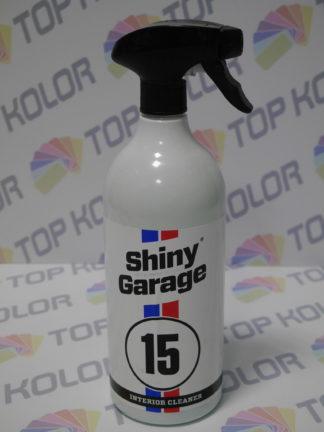 Interior Cleaner czyszczenie tapicerki 1L Shiny Garage