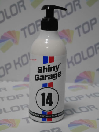 Back2Black Polymer Tire Dressing do opon 500ml Shiny Garage