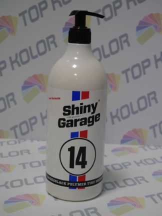 Back2Black Polymer Tire Dressing do opon 1L Shiny Garage