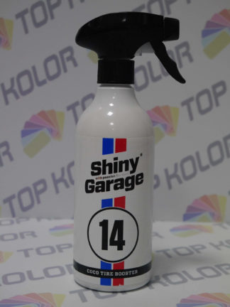 Coco Tire Booster do opon 500ml Shiny Garage
