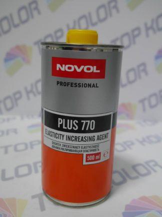 Nolov Plus 770 Uelastyczniacz, dodatek zwiększający elastyczność 400ml