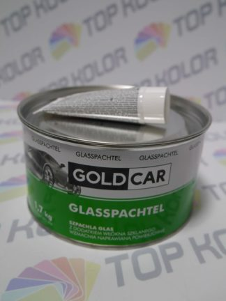 GoldCar Glas 1,7kg Szpachel z włóknem szklanym