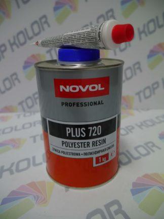 Nolov Plus 720 Żywica poliestrowa 1kg + utw
