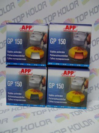APP Gąbka polerska gładka GP 150 M14 biała