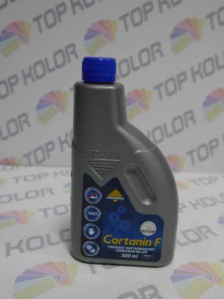Organika Cortanin F 500ml odrdzewiacz, preparat antykorozyjny