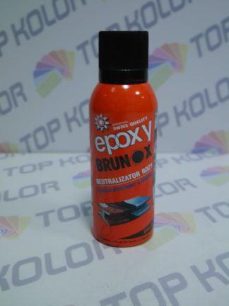 Brunox Epoxy Neutralizator rdzy + podkład epoxy 150ml spray 2w1