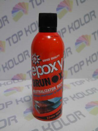 Brunox Epoxy Neutralizator rdzy + podkład epoxy 400ml spray 2w1