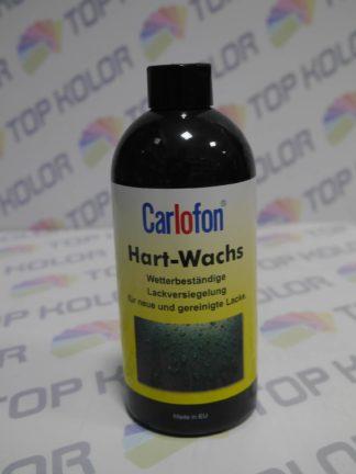 Carlofon Hart-Wachs Wosk do każdego rodzaju lakieru 400ml