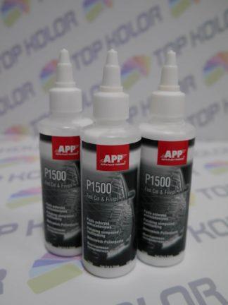 APP Pasta polerska wielozadaniowa P1500 100g 2W1