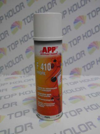 APP F410 profile zamknięte spray