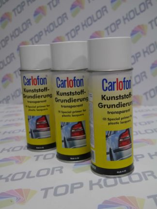 Carlofon kunststoff-grundierung podkład na plastik spray 400ml