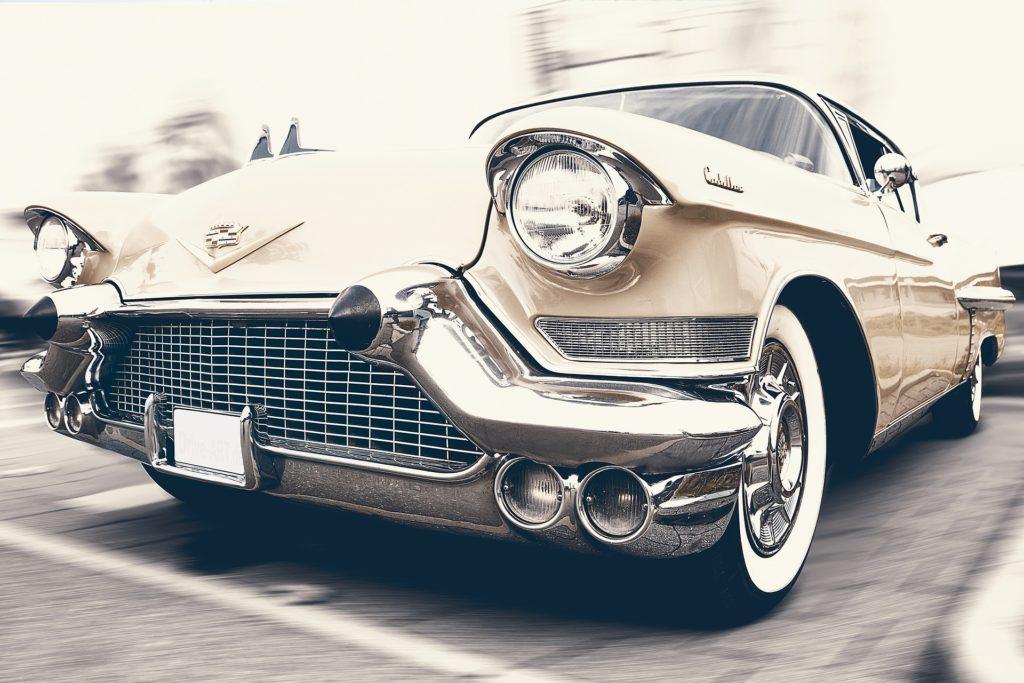Cadillac wady lakieru i błędy w lakierowaniu