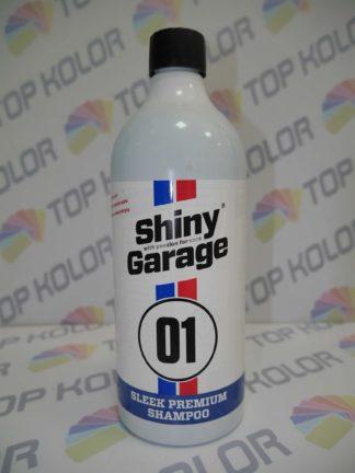 Sleek Premium Shampoo Szampon klasy premium 1L Shiny Garage