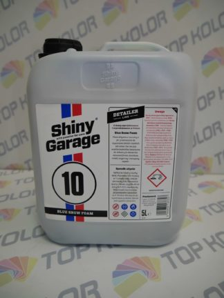 Blue Snow Foam Aktywna Piana 5L Shiny Garage