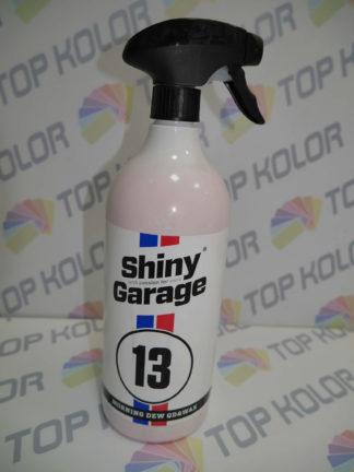 Morning Dew QD&WAX Shiny Garage wosk 1L