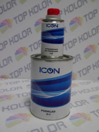 Icon Podkład akrylowy szary 5:1 0,9L kpl