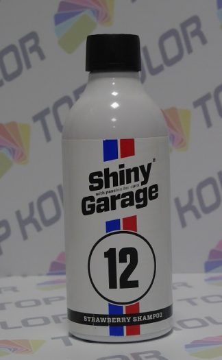 Strawberry Car Shampoo Szampon 500ml Shiny Garage