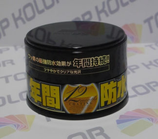 Soft 99 Fusso Coat 12 months Dark Wax 200g