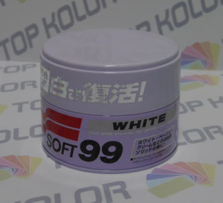 Soft99 White Soft Wax 350g