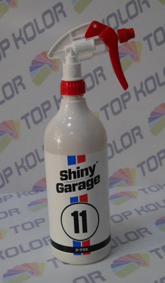D-Tox dekontaminacja lakieru, czyszczenie felg, krwawa felga 1L Shiny Garage
