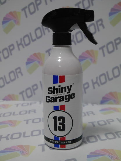 Wet Protector Wosk na mokro 250ml Shiny Garage