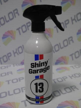 Quick Detail Spray do śladów po twardej wodzie 500ml Shiny Garage