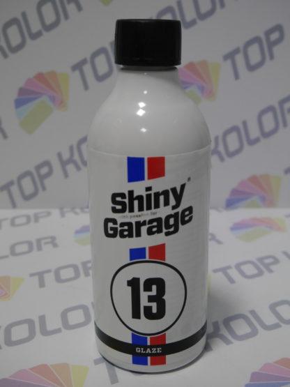Glaze Wosk 500ml Shiny Garage