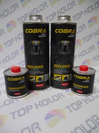 Novol Cobra Truck Bedliner Kolor powłoka ochronna