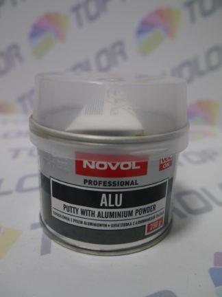 Novol Szpachlówka Alu 250g z pyłem aluminiowym