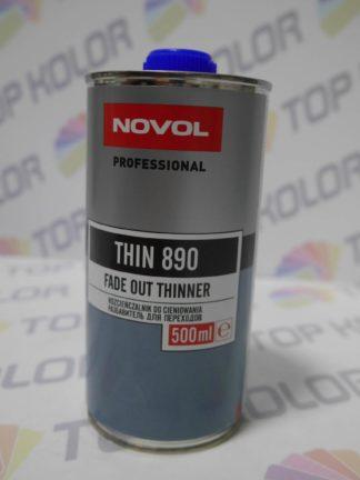 Novol Thin 890 Rozcieńczalnik do cieniowania 500ml