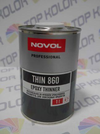Novol Thin 860 Rozcieńczalnik do epoxydu  1L