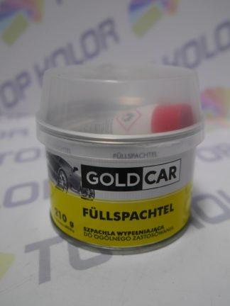GoldCar Full 210g Szpachla wypełniająca