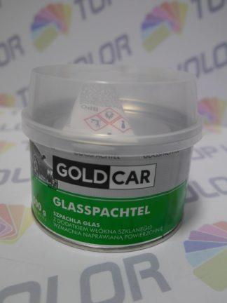 GoldCar Glas 500g Szpachel z włóknem szklanym