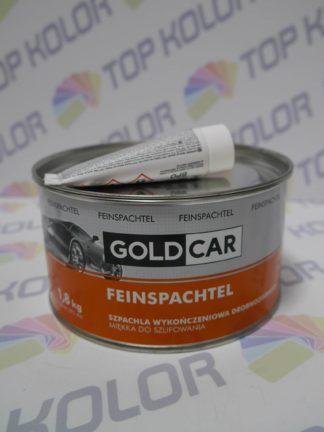 GoldCar Fein 1,8kg Szpachla wykończeniowa