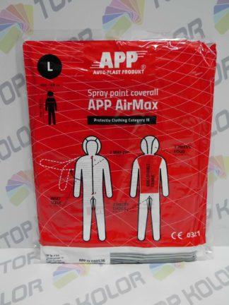 APP AirMax Kombinezon lakierniczy L, XL, XXL
