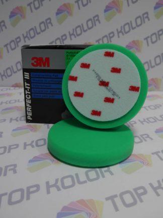 3M Gąbka polerska na rzep zielona do Fast Cut 150mm 50487