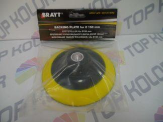 Troton Brayt Mocowanie tarczy polerskiej żółte twarde  gwint M14 150mm