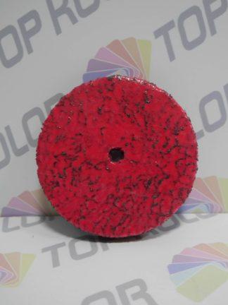 APP DS. R Dysk ścierny sprasowany czerwony 115 x 13 x 13mm