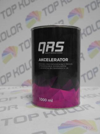 QRS Akcelerator przyspieszacz, dodatek przyspieszający schnięcie do wyrobów akrylowych 1L