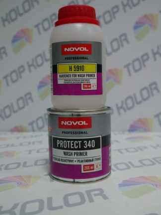 Novol Protect 340 Podkład reaktywny 0,2L + 0,2L utw