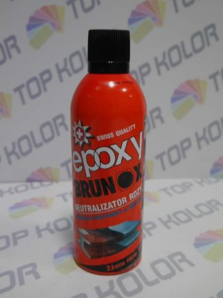 Brunox Epoxy Neutralizator rdzy + podkład epoxy 400ml spray 2w1