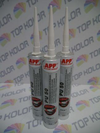 APP PU50 Poliuretanowa masa klejąca-uszczelniająca biała 310ml