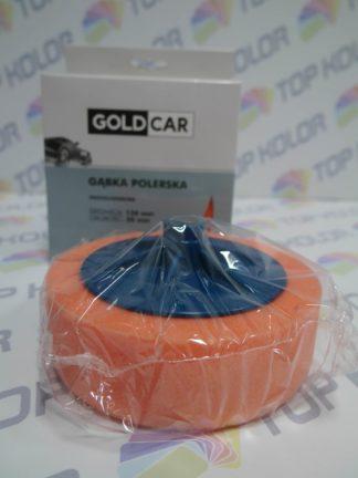 GoldCar Gąbka polerska gwint M14 pomarańczowa 150/50